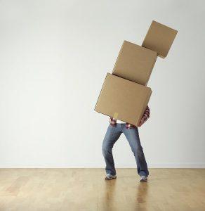 boxes demenagement